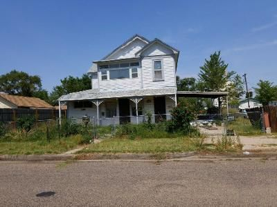 4 Bed 2 Bath Preforeclosure Property in Rocky Ford, CO 81067 - N 6th St