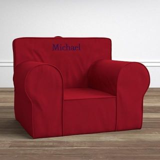 ISO: Pottery Barn Anywhere Chair, preferably with red or navy cover