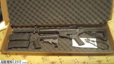 For Sale: M&P AR-15 Sport II
