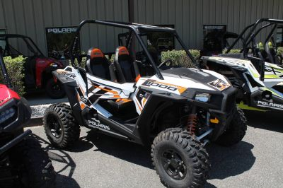 2018 Polaris RZR S 1000 EPS Sport-Utility Utility Vehicles Adams, MA