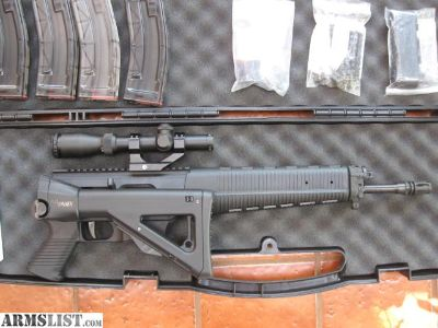 For Sale: Sig 522 (.22LR) with Case and Accessories