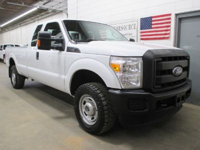 2015 Ford Super Duty F-250 XL 4WD Ext Cab Long Bed