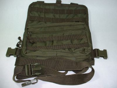 VooDoo Tactical Admin Chest Rig, OD