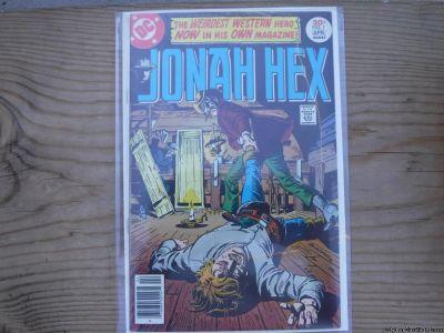 Jonah Hex # 1