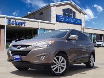 2011 Hyundai Tucson Limited (Chai Bronze Metallic)