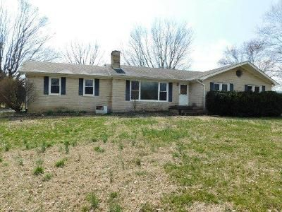 3 Bed 2 Bath Foreclosure Property in Berea, KY 40403 - Red Lick Rd