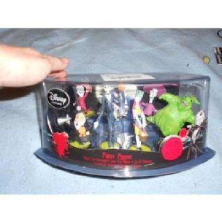 $99 Nightmare Before Christmas Collector Figurine Set