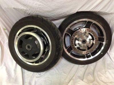 Buy 2011 Harley Street Glide Wheels motorcycle in Sanger, Texas, US, for US $450.00