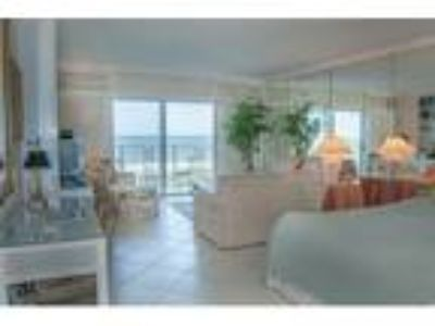 Real Estate For Sale - One BR One BA Oceanfront Condo