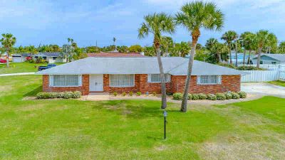 105 Fairway Drive Ormond Beach Three BR, With a charming brick