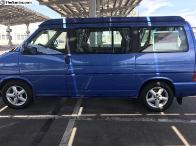 VW EUROVAN (camper) NEED TO SELL!!!!