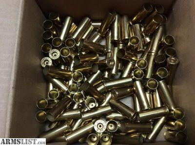 For Sale: For Sale: New Unprimed Rem 44 Mag Brass