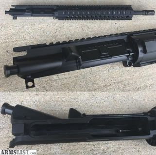 "For Sale: AR15 14.5"" upper"
