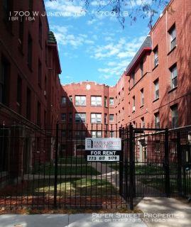 Apartment Rental - 1700 W Juneway Ter