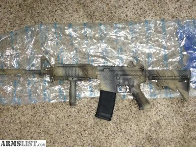 For Sale: Colt M4 Clone