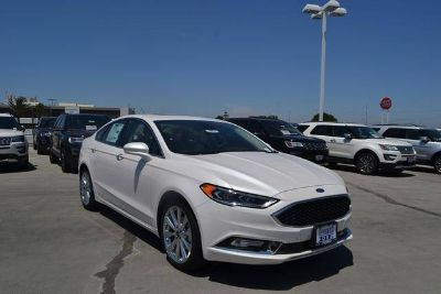 New 2017 Ford Fusion FWD
