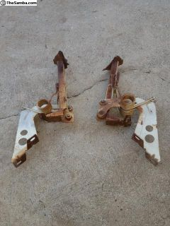 58/59 convertible ghia front hood hinges
