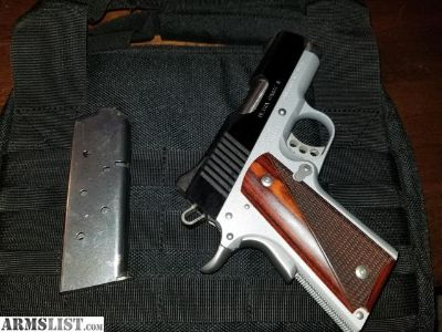 For Sale/Trade: 1911 KIMBER ULTRA CARRY II