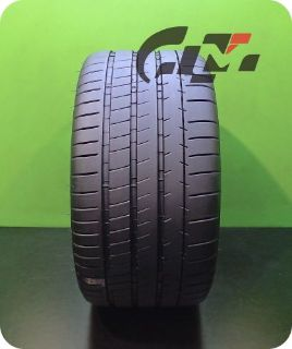 Sell 1 High Tread Michelin Tire 295/30/20 ZR Pilot Super Sport 101Y BMW M5 #37203 motorcycle in Pompano Beach, Florida, United States, for US $260.00