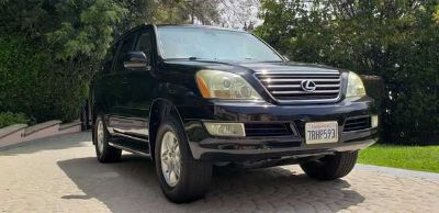 Used 2004 Lexus GX for sale