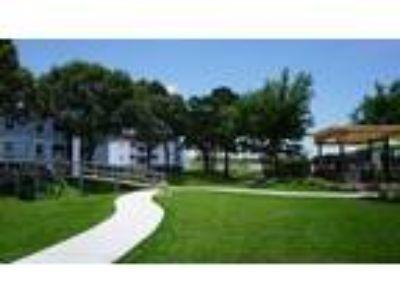 Bayou Village Apartments - A1 1x1 720sf