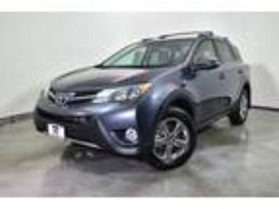 Used 2015 Toyota RAV4 Magnetic Gray Metallic, 86.4K miles