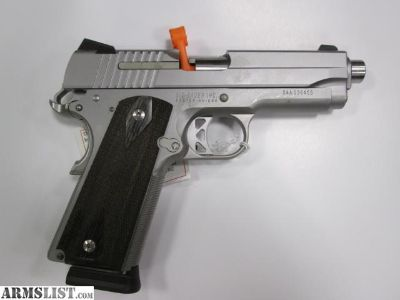 For Sale: New SIG 1911 45 ACP Carry Stainless