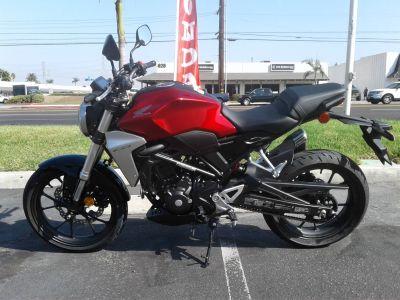2019 Honda CB300R Street / Supermoto Motorcycles Orange, CA