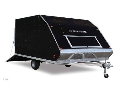 2011 Polaris Trailers PFS 101x12P Equipment Trailer Sport Utility Trailers Elk Grove, CA