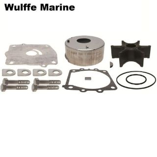 Find Water Pump Impeller Kit for Yamaha 115 130 hp replaces 18-3312 6N6-W0078-00-00 motorcycle in Mentor, Ohio, United States, for US $45.89