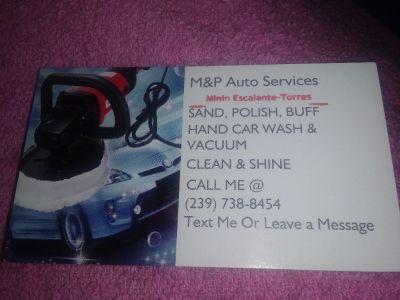 M&P Spa Auto Services