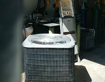 Central air conditioning unit 4 ton carrier