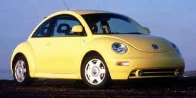 2000 Volkswagen New Beetle GLS (Black)