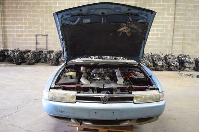 JDM Mazda Cosmo RHD Clips Turbo 3 Rotor 2.0L 20B Rotary Engi