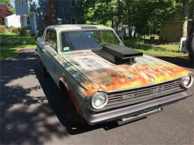 1965 Dodge Dart (retired race car)