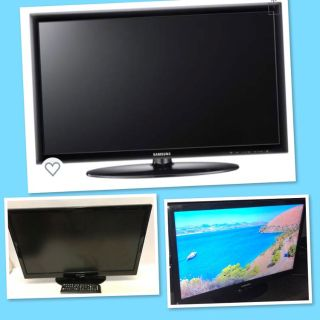 Samsung 22 LED tv with original remote! No issues works and looks great!!