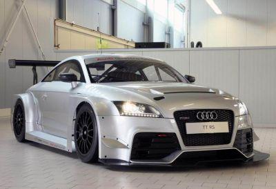 Audi Sport Factory TT RS VLN