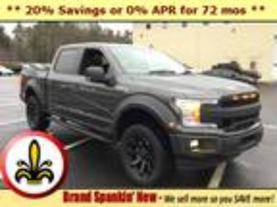 2018 Ford F-150 XLT Equipment Group 302A Luxury