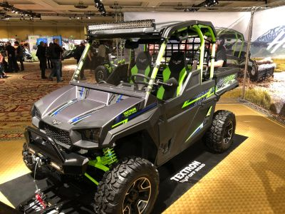 2018 Textron Off Road HAVOC X LIMITED General Use Utility Vehicles West Plains, MO