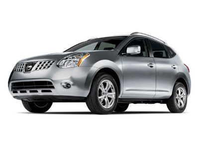 2010 Nissan Rogue SL (Wicked Black)
