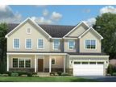 The Roanoke Estate Homesites by Ryan Homes: Plan to be Built
