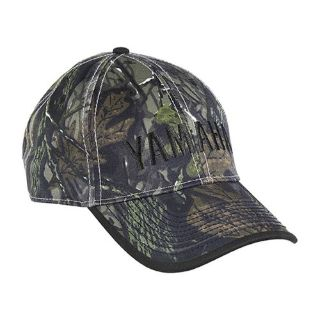 Sell OEM Yamaha Waverunner Outboard Woods Camo Hat Cap CRP-13HCA-BK-NS motorcycle in Millsboro, Delaware, United States, for US $16.95