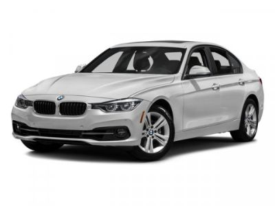 2017 BMW 3-Series 330i xDrive (Platinum Silver Metallic)