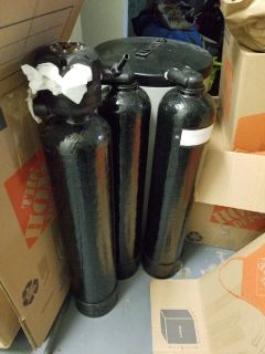 KINETICO TOP OF LINE WATER SOFTENER
