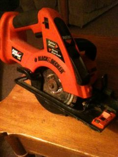 Black  Decker Cordless Hand Tools (Hineston, La)