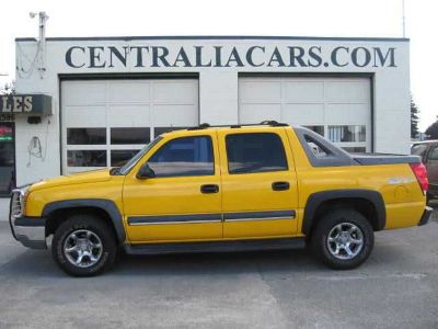 Used 2003 Chevrolet Avalanche 1500 for sale