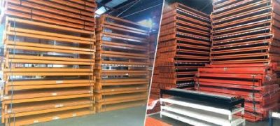 Used Pallet Racking is also good as New one