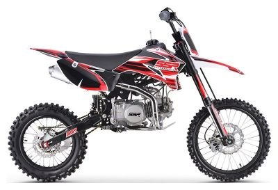 2019 SSR Motorsports SR140TR - BW Motorcycle Off Road Little Rock, AR