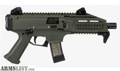 For Sale: CZ Scorpion Evo 3 S1- FDE - In Stock