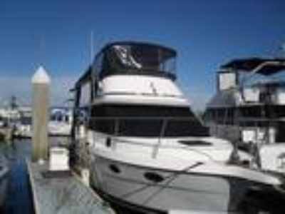 35' Cooper Prowler Aft Cabin 35' 1988
